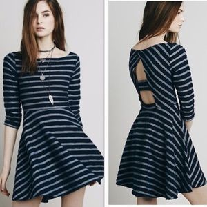 Free People - All I Want Is You Skater Dress
